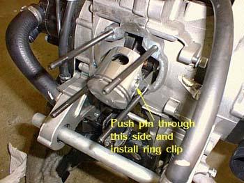 StuntBase - Installation of 70cc kit